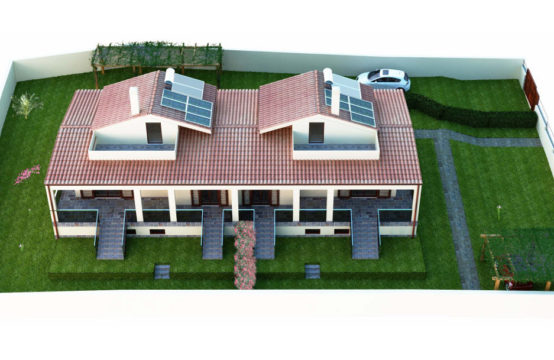 Capitana, House Under Construction