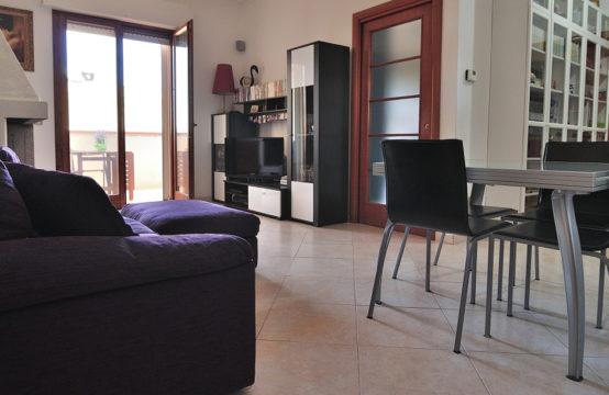 Pirri, Near Via Caracalla, Wide Three-Room