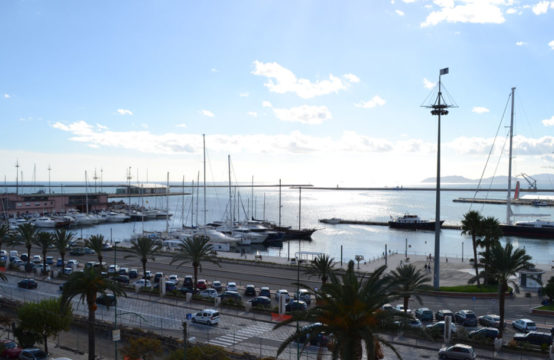Cagliari, Perfectly Located Port Front Apartment