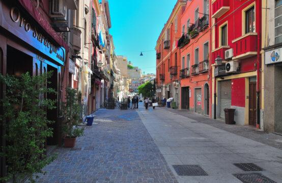 Corso Vittorio Emanuele, Apartment Building