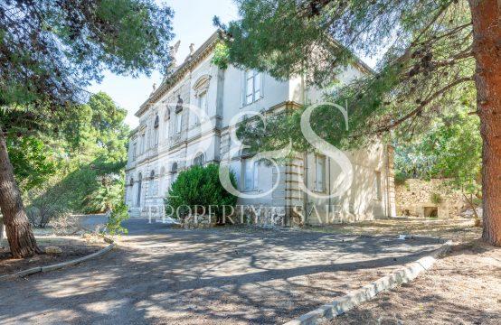 Cagliari, Villa Congiu Pattarozzi